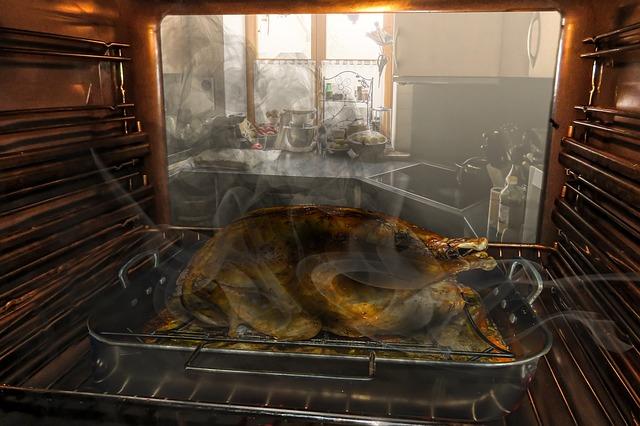 תנור, אפייה